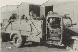 107k WW2 photo of Mercedes-Benz L3000S of SS