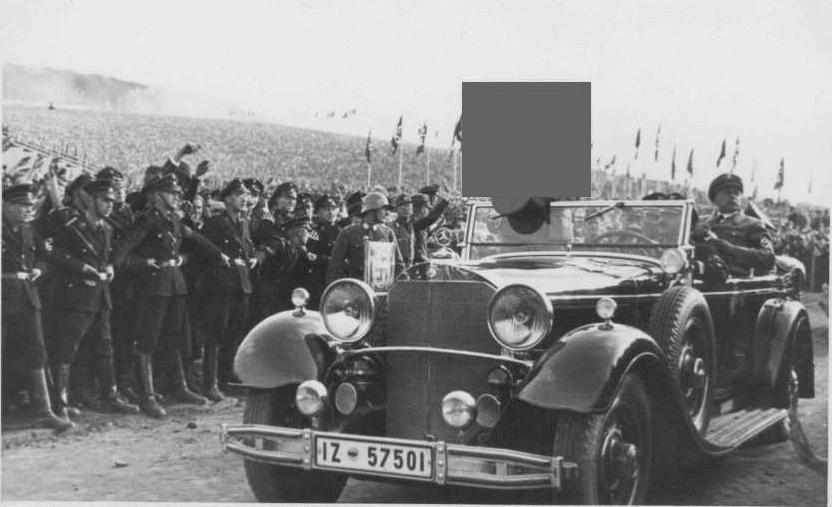 Was Für Ein Wagen Fuhr Der Führer Und Hatte Der Führer Einen
