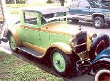 34k photo of 1928 Nash Standard coupe