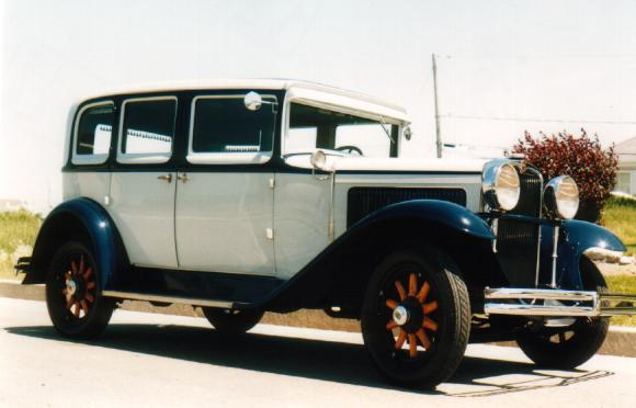 Oldtimer gallery cars nash for 1927 nash 4 door sedan
