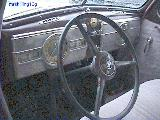 57k photo of 1937 Nash Lafayette 400 sedan, instrument panel