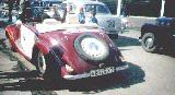 40k photo of 1937 model NSU-FIAT 1100 cabriolet by Gläser