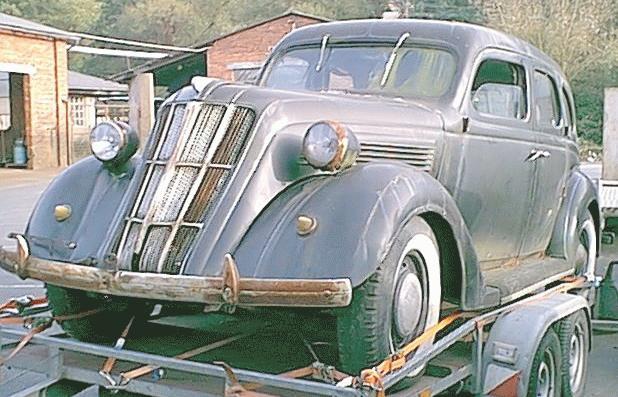 Oldtimer Gallery Cars Nash