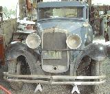 55k photo of 1929 Nash 425 of Dan Jerald