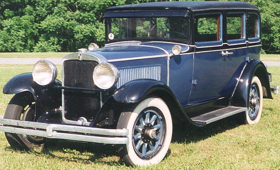 Nash Car: Oldtimer Gallery. Cars. 1929 Nash