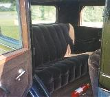 87k photo of 1929 Nash 470 4-door sedan, interior