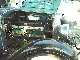67k photo of 1929 Nash 470 4-door sedan, engine