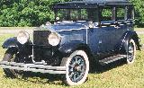 138k photo of 1929 Nash 470 4-door sedan