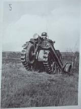13k WW2 photo of Kettenkrad