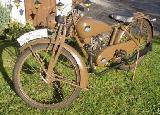 33k photo of 1941 NSU-Quick Military model