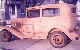 Oldtimer gallery cars oldsmobile for 1932 oldsmobile 4 door
