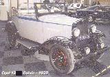54k photo of 1932 Opel 12C Cabriolet