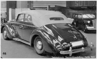 Oldtimer Gallery Cars Opel Admiral