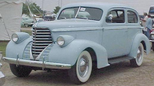 Oldtimer gallery cars 1938 oldsmobile for 1938 oldsmobile 2 door sedan