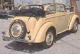 13k photo of 1938 Opel-Olympia OL38 cabriolimousine