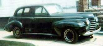 Oldtimer gallery cars 1940 oldsmobile for 1940 oldsmobile 4 door sedan
