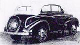 47k photo of 1940 Opel Olympia 2-door Cabriolimousine, prototype