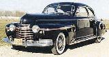 15k image of 1941 Oldsmobile Dynamic Cruiser 2-door Fastback Club Sedan