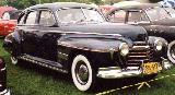 60k image of 1941 Oldsmobile 4-door Sedan