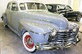 28k image of 1941 Oldsmobile 98 Custom Cruiser 4-door Sedan