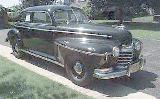 16k photo of 1941 Oldsmobile 6-cyl. 2-door Sedan