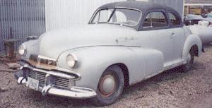 1947 oldsmobile dynamic 76 4 door sedan for sale by owner for 1947 oldsmobile 4 door sedan