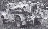 82k photo of 1944 Opel-Blitz 3.6-6700A TLF15/43 with 3-ton fire tank of Luftwaffe