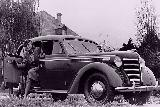 45k photo of very early Opel-Olympia OL38 4-door Limousine
