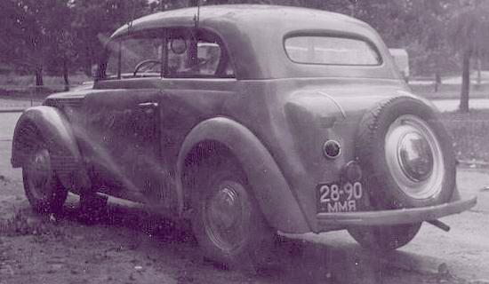 Traffic Lights For Sale >> Oldtimer gallery. Cars. Opel-Kadett K38, KJ38