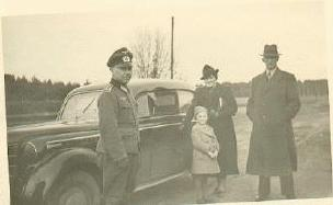 WW2 photo of Opel-Olympia OL38