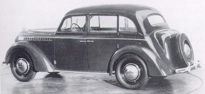 oldtimer gallery. cars. opel-olympia ol38.