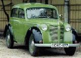 13k photo of Opel-Olympia OL38 4-door Limousine