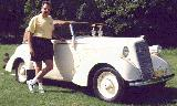 33k photo of 1935-1936 Opel 2,0-Liter 2-door 4-seater Cabriolet