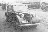71k pre-WW2 photo of Opel-Olympia OL38 of Riga armoured car regiment, Latvia