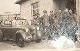 49k WW2 photo of Opel-Olympia OL38 of Wehrmacht Heer