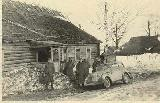44k (III 1942) photo of Opel Kadett K38 Cabriolimousine in Semenchiha, USSR