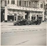 38k pre-war photo of 1935-36 Opel 2,0 Ltr. and Opel 1,8 Ltr.