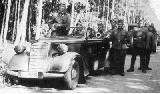23k WW2 photo of 1936 Opel 2,0 Ltr. Cabriolet