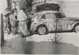 55k WW2 photo of Opel Kadett K38 4-door Limousine, USSR