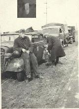 32k WW2 photo of Opel 2,0 Ltr. Cabriolet