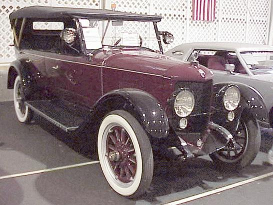 Oldtimer gallery cars pre 1932 types usa for Premier motors elkhart in