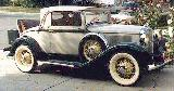 34k photo of 1931 Plymouth PA Rumbleseat Convertible