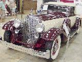 20k photo of 1932 Packard twin six cabriolet