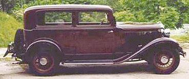 Oldtimer gallery cars 1931 1932 plymouth pa and pb for 1932 plymouth 2 door sedan