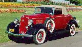 16k photo of 1934 Plymouth PE Rumbleseat Convertible Coupe