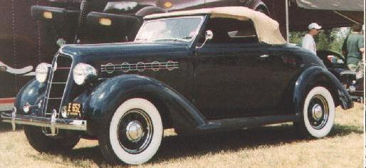 1935 Dodge Convertible Related Keywords & Suggestions - 1935