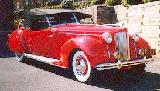 14k photo of 1937 Packard 120C Darrin convertible victoria