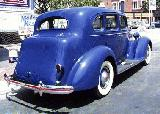 25k photo of 1937 Packard 120 4-door sedan