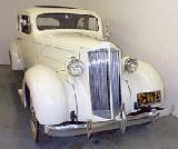 8k photo of 1937 Packard 2-door sedan