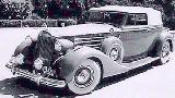 16k photo of 1937 Packard V12 Dietrich convertible victoria